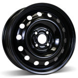 15X6 (4-100) Steel Winter Wheel Matt Black