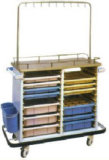 Hospital Trolley for Medicine Transfer