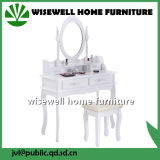 Wooden Bedroom Furniture Dressing Table for UK (W-HY-026)