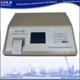 Gd-17040 Laboratory Equipment Petroleum Oil Sulphur Content Anlyzers Instruments