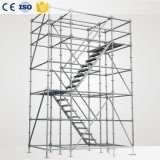 Hot DIP Galvanized All Round Ringlock System Scaffolding with SGS