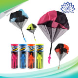 Hand Throwing Kids Mini Play Parachute Toy Children Educational Toys Kids Outdoor Games Outdoor Sports