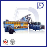 Aluminum Alloys Steel Diesel Engine Metal Baler Machine