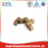 1200mm Sharp Disc Diamond Segment Cutting Basalt