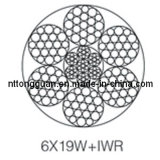 Special-Purpose Steel Wire Rope 6X19W+Iwr