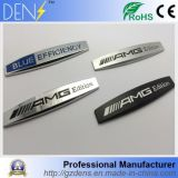 3D Car Door Side Metal Fenders Emblem Stickers for Amg