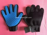 Pet Grooming Silicone Right-Left-Hand Dog Wash Massage Comb Glove