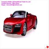 Electric Kids Car Parental Remote Control 4 Wheels Birthday Gift
