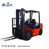 Japanese Diesel Engine 1t 3.5t Diesel Forklift with 4.5m Container Mast