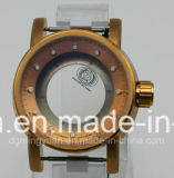 Custom Fashion OEM Men and Lady Watch Case