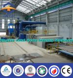 Steel Plate Structures Blasting Painting and Drying Preservation Line