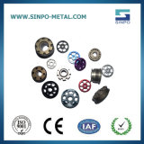Aluminum Machining Auto Products with High Quality