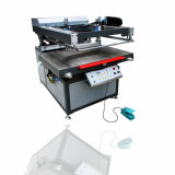 Ce Clam Shell Screen Printing Machine for Paper