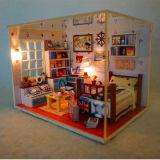 Best Birthday Present Child DIY Toy Playing House Toys