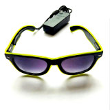 Flow Flashing Glasses LED Glasses Light-up Sunglasses for Parties/Gatherings