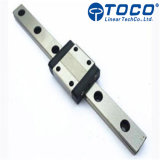 Linear Block Bearing with The Lubrication of Simple Structure