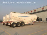 35m3 Dry Cement Bulker Semi Trailer with Fuwa Axle