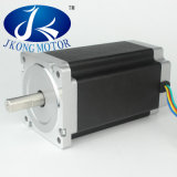 1200 Oz. in NEMA34 Hybrid Stepper Motor with High Torque for Textile Machine
