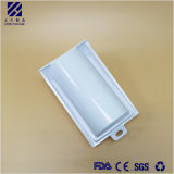 PP/PVC/PS Clamshell Plastic Blister Box for LED Light Package with Hanger Hole