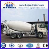 China Cheap 6-12cbm Right Hand Drive Concrete Mixer Truck Cement Mixer Truck