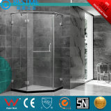8mm Tempered Glass Shower Enclosure with 304 Stainless Steel Frame Bl-Z3710