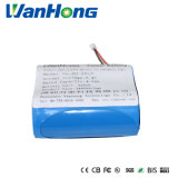 6.4V 6000mAh Rechargeable Li Ion Lithium Ion LiFePO4 Battery Pack for Emergency Light