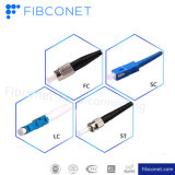 FTTH Manufacturer Fiber Optical Jumper/Pigtail/Patchcord/Patch Cable St Connector Fiber Optic Patchcord