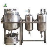 100L Vacuum Stainless Steel Crystallization Filter for Cbd Full Spectrum Oil