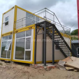 Two Story Prefabricated Mobile Container House/Prefab Modular House/Cheap Prefab Container House