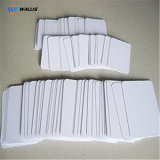 Custom A3 Size Waterproof Black and White Printing Plastic Blank PVC Polycarbonate Card Sheet Material for Bank Card