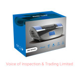 QC Assurance Services / Consumers Electronic QC Inspection / Bluetooth Speaker Final Random Inspection