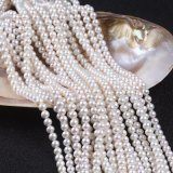 6.5-7.5mm AA Quality Round Freshwater Pearl Bead