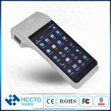 China Cheap Handheld NFC Card Billing Android Electronic POS Machine with Printer Hcc-Z91