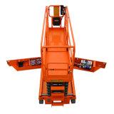 High Quality 16 Meter Hight Used Electric Drive Scissors Car Lift Dubai Price