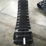 Rubber Track Harvester Parts Fit Yanmar Aw82 Harvester Crawler 500*90*54