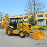 Original Engine and Spare Parts Cheap Used Backhoe Loader Heavy Construction Equipment for Sale