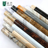 New Design Peel and Stick with Glue PVC Marble Wall Paper Papel Tapiz