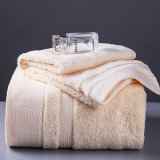 Cheap Hotel Linen Embroidered Gym SPA Size Bathroom White 100% Cotton Small Wholesale Towels Hand Towel