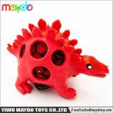 Dinosaur Stress Squeeze Ball Squishy Mesh Grape Ball Sensory Stress Relief Toy