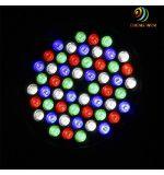 Voice Control Bar Light 54PCS*3W RGBW Music Stage Light