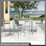 Outdoor Bistro Table and Chair Leisure Bar Set Garden Furniture