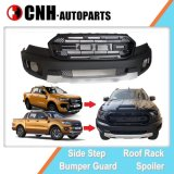 Car Parts Auto Accessory Raptor Style Facelift Body Kits for Ford Ranger T7 2016 2018 T8 2019