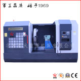 High Efficiency CNC Lathe for Machining Wind Power Turbine (CK61160)