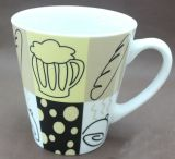 New Design Porcelain Coffee Mug