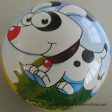 Cute PVC Inflatable Toy Full Printing Ball