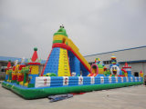 Inflatable Jumping for Children with Slide (TY-11501)