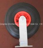 """10inch Heavy Duty Pneumatic Swivel Caster Wheel (10""""X3.50-4)"""