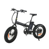 Old 135mmtop Speed 25km/H Mini Ebike E Bicycle