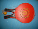 Football Club Promotional Souvenir Gift Beach Ball Racket Set