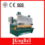 CNC Hydraulic Guillotine Shearing Machine with Ce Certification